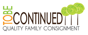 To Be Continued Logo